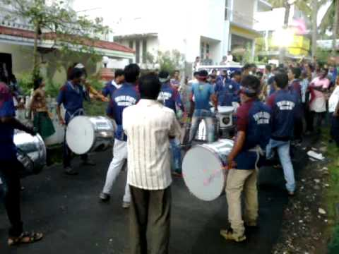 Nasik Dhol - THEJUS BEATZ (Thrissur Team)