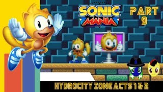 "Let's Play Sonic Mania Pt. 9: A ""Ray"" Of Light"