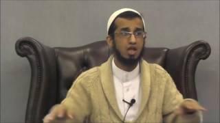 Story Of Abu Sufyan RA ~ Eye in his hand by Shaikh Asad Waqas
