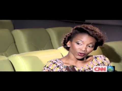 Nollywood Interviews - Genevieve Nnaji sits down with CNN