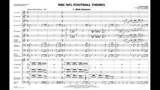 NBC NFL Football Themes by John Williams/arr. Paul Lavender & Will Rapp