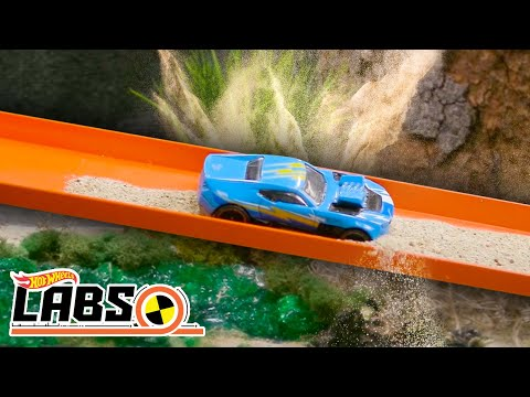 Friction | Hot Wheels Labs | Hot Wheels