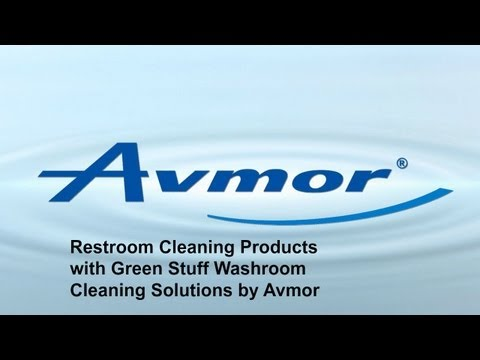 Restroom Cleaning Products | Green Stuff Washroom Cleaning Solutions by Avmor