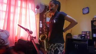 """All I Ask"" Adele. Saxophone cover by Gem Garces"