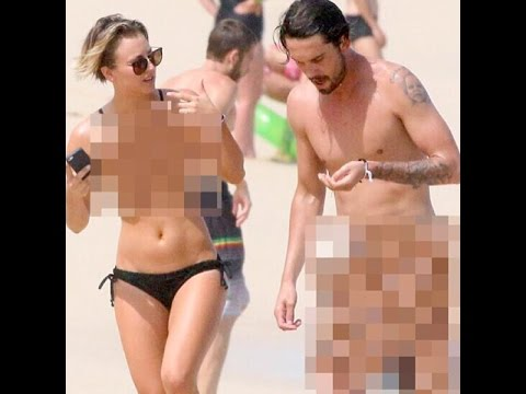 Kaley Cuoco Nude Photos - Breaking News video