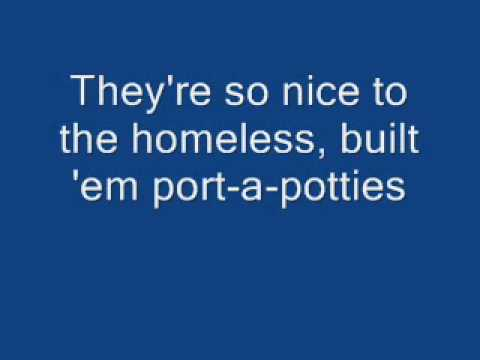 South Park (OST) - California is nice to homeless