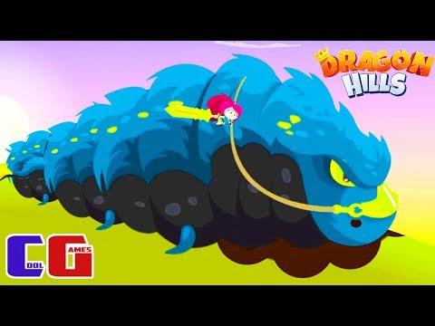 Dragon Hills #8 ДРАКОН ВОРМИНАТОР Мульт игра для детей про РУЧНОГО ДРАКОНА ПРИНЦЕССЫ