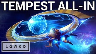 StarCraft 2: THE TEMPEST ALL-IN!