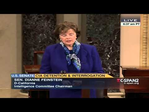 Senator Dianne Feinstein: CIA Hacked Congress and Possibly 'Violated' Constitution