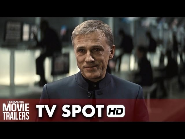 SPECTRE 007 James Bond - TV Spot 'The Organization' (2015) HD