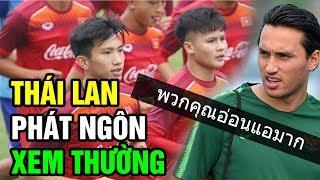 Tiền Vệ Thái Lan Phát Ngôn Xem Thường Tuyển Việt Nam Khiến Nhiều Người Bất Bình