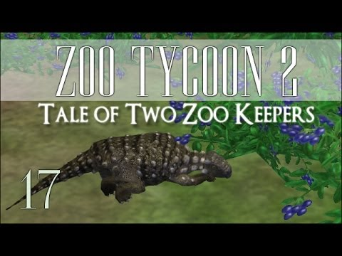 Zoo Tycoon 2 Collab! Tale of Two Zoo Keepers - Episode #17