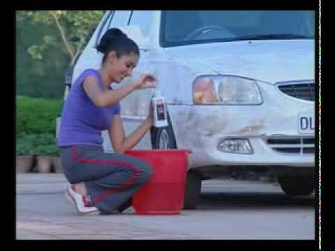 Amway Product- Car Wash.flv video