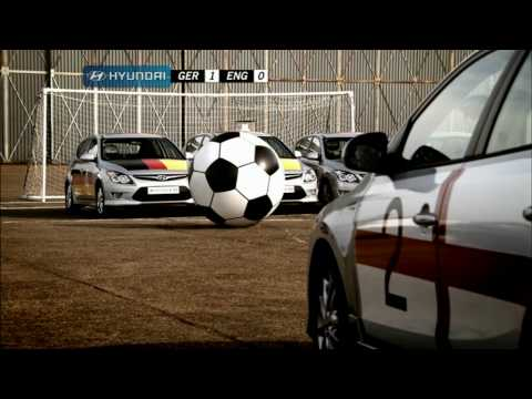Hyundai World Championship 2010 -- Germany V England