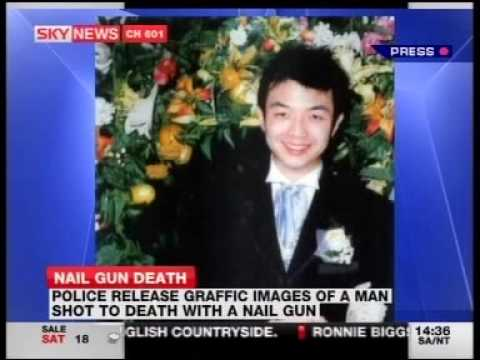 Chen Liu shot in head 30 times with nail gun in Sydney