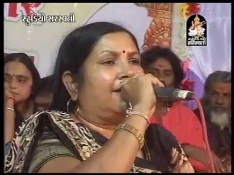 Damayanti Bardai Live Bhajan | Duha,chhand | Santvani 2014 | Gujarati Live Bhajan video