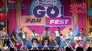Andi Mack & Stuck in the Middle LIVE from Disney Channel GO! Fan Fest