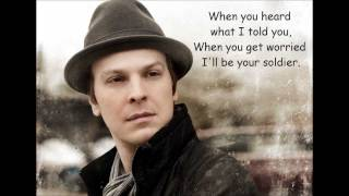 Watch Gavin Degraw Soldier video