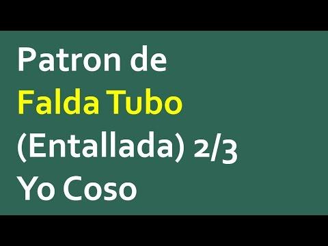 PROYECTO : Falda Tubo PARTE 2