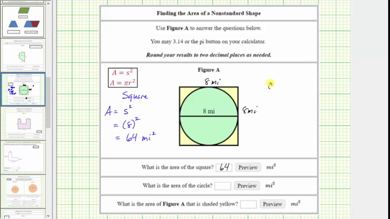 Discussion on this topic: How to Find the Circumference and Area , how-to-find-the-circumference-and-area/