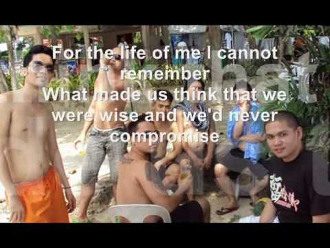 The Freshmen by The Verve Pipe lyrics