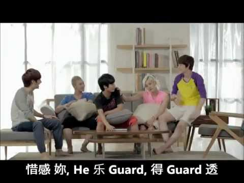 【学唱版 简体中字+ENG】 Not Over You - Nuest 【全新空耳】 (1080p Full HD)