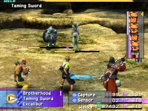 Final fantasy fighter