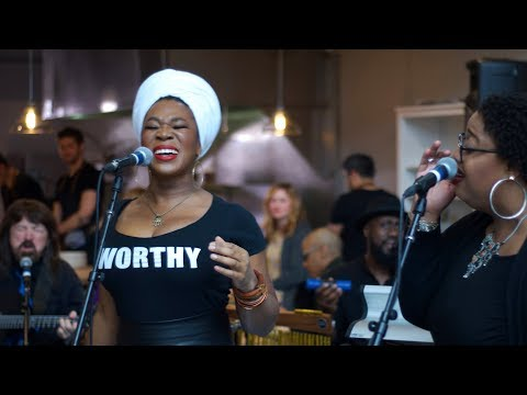 Visit Seattle   Turning Tables   India.Arie   Flowers