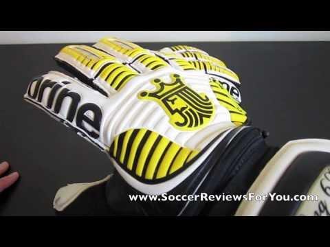 Brine King 6X Goalkeeper Gloves - UNBOXING