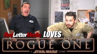 Red Letter Media Loves Rogue One!