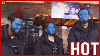 [HOT CLIPS] [RUNNINGMAN]  | 😂 YONDU SIBLINGS 😂 Ultimate Mission Penalty!! XD (ENG SUB)