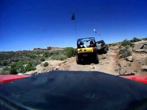 Cliff Hanger Rally on the Rocks 2011