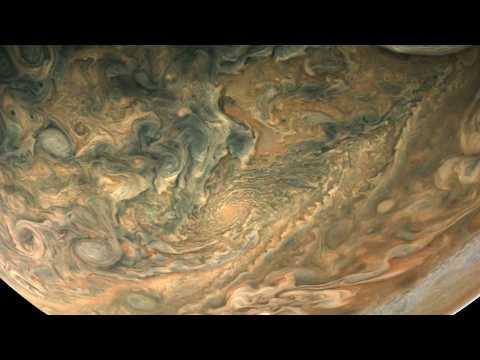 Passing Jupiter