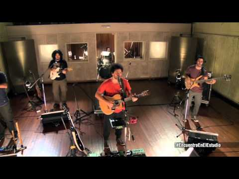 Raly Barrionuevo - El sol parece lluvia - Encuentro en el Estudio [HD]