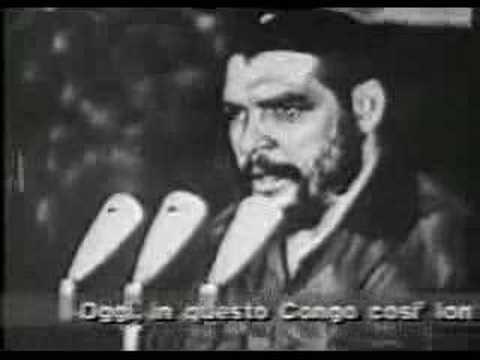 Che Guevara Discurso Revolucionario