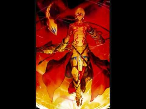 Fate Extra Ccc Gilgamesh Theme