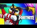 Fortnite Battle Royale Funny Moments - Team Canada!
