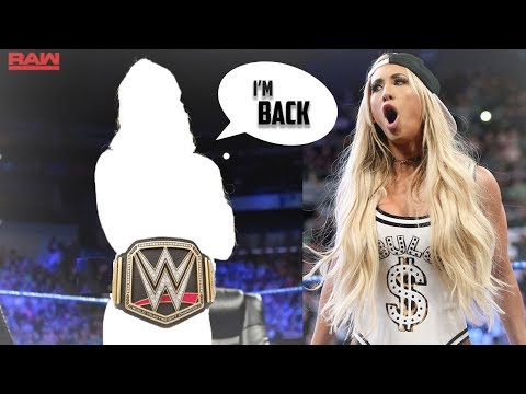 HUGE WWE LEGEND RETURNING TO WWE FOR 4-5 BIG MATCHES THIS YEAR (WWE RETURNS) (WWE RAW)