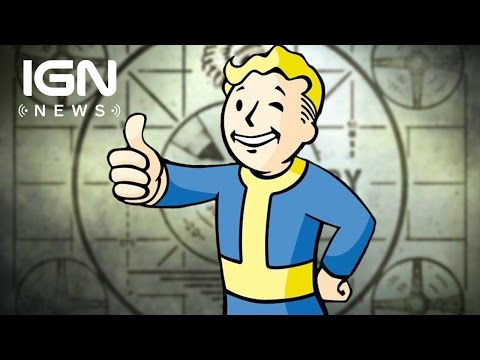 Fallout 4 Cinematic Trailer Allegedly Made by Del Toro Studio - IGN News