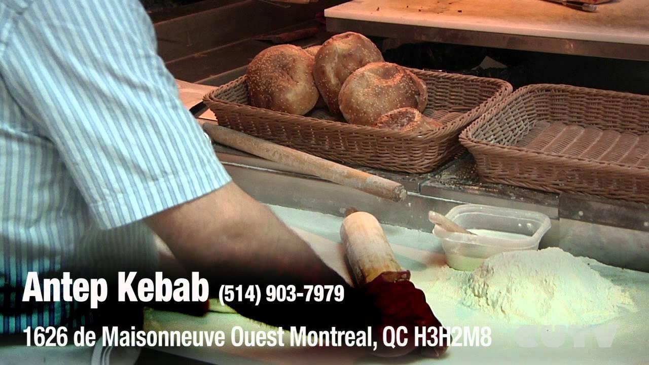 CutvWoodenSpoon Food Review  Antep Kebab