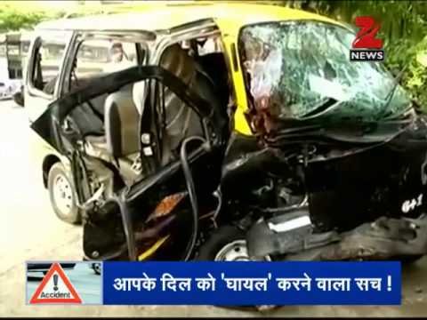 DNA: Exclusive footage of Audi accident in Mumbai