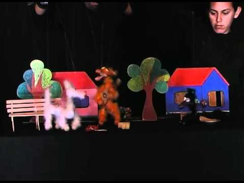Erase una vez. Teatro de Títeres y Marionetas Colibrí. Mérida - Venezuela