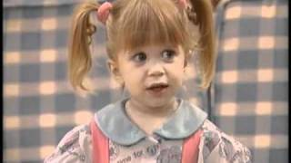 Full House - Cute / Funny Michelle Clips From Season 2 (Part 2)