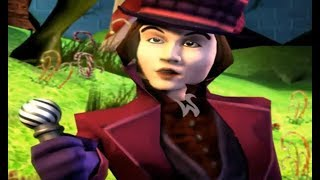 Charlie and the Chocolate Factory All Cutscenes | Full Game Movie (PC)