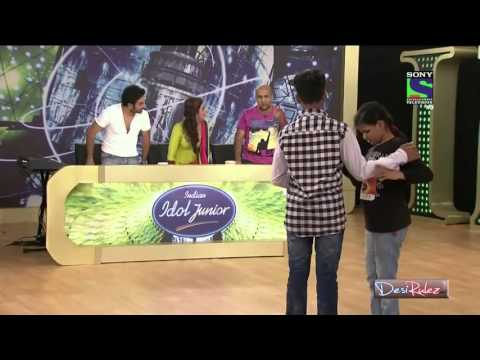 Indian Idol Junior Audition 1