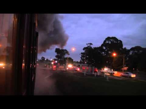 R761 - Snow Train to Traralgon - 24.07.2011 - Part 2 of 2