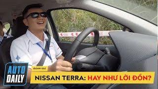 Chạy thử Nissan Terra trên đường địa hình: Có hay như lời đồn?  AUTODAILY.VN 