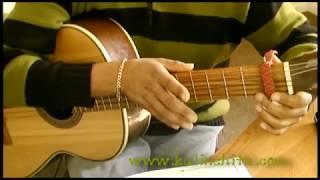 El gato en la oscuridad - Roberto Carlos - Gutiarra como tocar