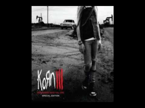 Korn - Trapped Underneath The Stairs
