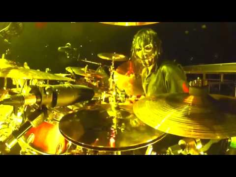Jay Weinberg - Left Behind (Drum Cam) 2016 thumbnail